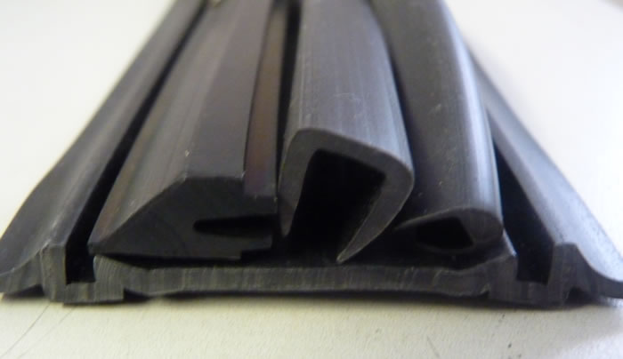 Flexible PVC Profiles